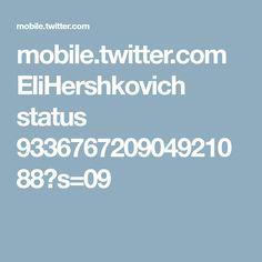 mobile.twitter.com EliHershkovich status 933676720904921088?s=09