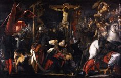 Tintoretto - Crocifissione - 1554-1555