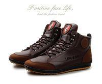 2013 transport gratuit + Hot-vânzare de moda casual, pantofi cu vârf bărbați de iarnă, plus catifea cald cizme de bumbac rezistent la apa XMX060