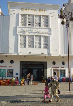 "Morocco. Cinema Rif, Tangier,  will be forever remembered for that scene in Saif Ali Khan's ""Agent Vinod"""