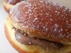 Recette Dessert : Beignet au four par Lacuillereauxmilledelices