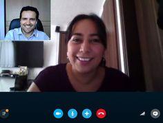 Que increíble y que energía la de Adriana, una #emprendedora con quien acabo de hablar por Skype. Íbamos a hablar unos minutos, y termine haciendo una sesión completa de coaching. Dijo que lo mejor de la reunión fue hacerle caer en cuenta el poder de su INTUICIÓN para su #negocio.