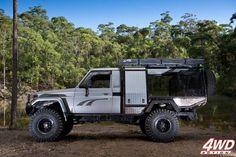 Tuff as 75 series / custom tray … Toyota Lc, Toyota Trucks, Cool Trucks, Pickup Trucks, Toyota Hilux, Toyota Pickup 4x4, Custom Ute Trays, Landcruiser Ute, Pick Up