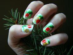 Snowman Christmas Nail Nails Nailart Christmas Nails