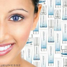 Luminesce by Jeunesse Global. Join generation young and transform your skin with our stem cell packed skincare line !!  Click the link in the bio to order online  www.geedee.jeunesseglobal.com  Ships world wide #generationyoung #luminesce #skincare #antiaging #stemcell #clearskin #beauty #beautycare #skin #skincareroutine #skincarereview