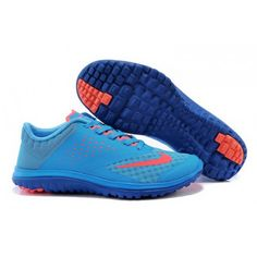 Women Nike FS Lite Run Blue Shoes