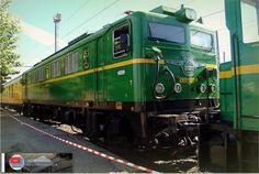 Locomotora eléctrica 289.020 RENFE preservada por ASVAFER. http://ju5modelismo.blogspot.com.es/