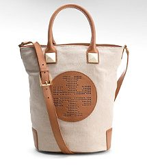 CANVAS MEREDITH BUCKET BAG    Want one of these!