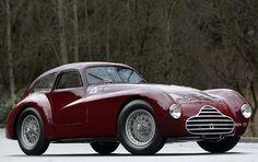 Alfa Romeo 6C Competizione de 1948 - Ferrari, Maserati, Lancia, Alfa Romeo. Póker de clásicos italianos en la subasta de Pebble Beach