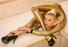 crispyclicks » Blog Archive Most flexible girl of the world