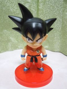 J STARS WCF World Collectable 001 Son Gokou Figure