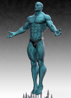 Body Anatomy, Anatomy Drawing, Dc Comic Books, Comic Art, Comic Character, Character Design, Ancient Greek Sculpture, Univers Dc, Art Poses