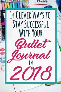 You've been introduced to bullet journals and you love everything you've seen so far. But this time, you want to commit. Learn how to make your bullet journal habit stick, common problems that make people quit, and useful ideas to overcome them. Bullet Journal Banners, Bullet Journal How To Start A, Bullet Journal Spread, Bullet Journal Layout, Bullet Journal Inspiration, Bullet Journals, Journal Ideas, Journal Prompts, Bujo