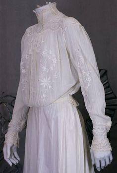 Irish Fashion, 1800s Fashion, Edwardian Fashion, Fashion History, Vintage Fashion, Vintage Beauty, Edwardian Style, 19th Century Fashion, Steampunk Fashion