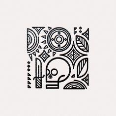 Illustration series on vanitas. Because time is fleeting.So focus on the good. Symbole Tattoo, Doodle Borders, Graphic Design Trends, Doodle Designs, Vanitas, Pattern Art, Doodle Art, Art Drawings, Poster Prints