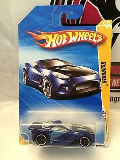 (TAS004267) - Hot Wheels - Scorcher - '10 New Models 05/44