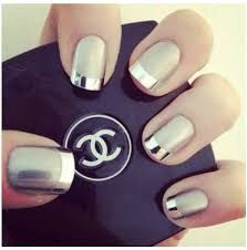 Bildergebnis für nails chanel