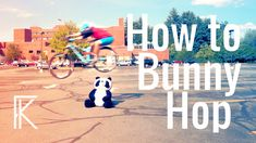 How to bunny hop a Mountain Bike Tutorial | Skills with Phil