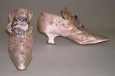 Slippers Designer: Hellstern and Son's 1908-14