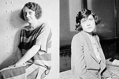 Belva Gaertner (the inspiration for Velma Kelly) and Beulah Annan (the inspiration for Roxie Hart)