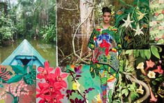 Jungle Love Trend Inspiration 2013/2014
