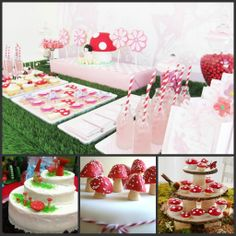 Top Tips for Children's Party Planning: Woodland Fairy Party Inspiration