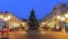 Szeretlek Magyarország Street View, Mansions, House Styles, Home Decor, Hungary, Decoration Home, Manor Houses, Room Decor, Villas