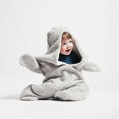 The Babyseal - 100% Icelandic wool <3