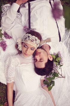 love in lilacs