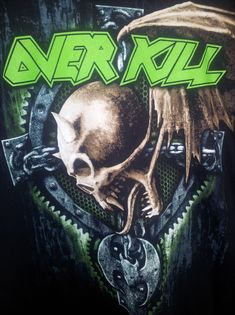 Overkill Band, Rotten To The Core, Comic Books, Comics, Cover, Art, Art Background, Kunst, Cartoons