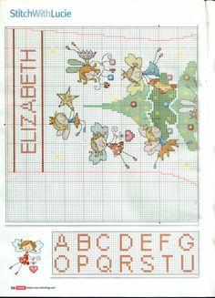 Strofinacci a punto croce schemi gratis dettaglio - Schemi animali stampabili ...