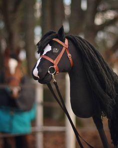 """Coran"", hobbyhorse by Eponi. 🐴🍀 #keppihevonen #keppari #käpphäst #steckenpferd #blackhorse #horse #pony #horses #equine #equestrian Stick Horses, Tallit, Hobby Horse, Horse Stalls, Horse Photos, Fun, Doll, Animals, Instagram"