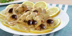 Il pollo con olive capperi e limone è un gustoso e profumato secondo piatto a base di carne bianca, facile e veloce da preparare. …