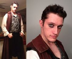 Jefferson Aslan4king1 300x246 Vote for the best fan made Once Upon a Time costume (2012 contest)
