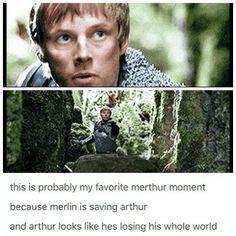   Arthur looks like he's loosing g his world   Merthur Quote • Merlin Quotes • Sad • Merlin Fandom