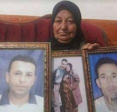 ثلاثة أسرى أشقاء يخوضون اضراباً عن الطعام