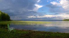 Serenity, Polvijärvi, Finland Tiina-Kaisa Tanskanen / yle.fi All Over The World, Finland, Serenity, Landscapes, Celestial, Mountains, Sunset, Places, Nature