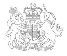 A new coat for anna coloring pages ~ Queen Elizabeth II longest reign colouring page | British ...