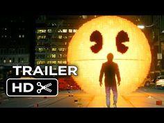 nice Pixels Official Trailer #1 (2015) - Adam Sandler, Peter Dinklage Movie HD   Jeremiah Check more at http://kinoman.top/pin/27776/