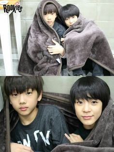 Smol bb Jisung and jeno