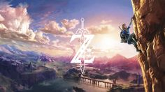 The Legend of Zelda: Breath of the Wild #wallpaper