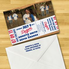 baseball themed save the date wedding tips and inspiration