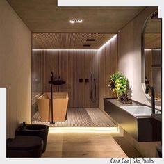 40 Comfy And Glamorous Bathroom Decor Ideas luxuryBathroom 845058317567948936 Bathroom Design Luxury, Home Interior Design, Interior Architecture, Interior Garden, Bathroom Designs, Bad Inspiration, Bathroom Inspiration, Interior Inspiration, Japanese Bathroom