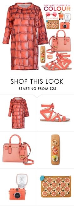 """26.04.17"" by malenafashion27 ❤ liked on Polyvore featuring Emma Cook, Sole Society, MICHAEL Michael Kors, Chanel, Sophie Hulme and Retrò"