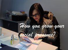 How you grow your social presence? by makeupfun #blogging #growsocialpresence #gainfollowers #sharelikecrazy