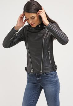 Leather Jacket Edh Womens Motorcycle Real Ultra Soft Lambskin Biker Coat  Wj289 Lambskin Leather Jacket 0a61a4eeca