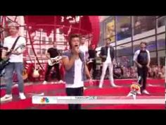 One Direction - Best Song Ever (Live on Today Show) Now only Just A Memory :( #FarewellZayn
