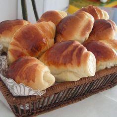 Pão caseiro perfeito - Receitas Nota 1000