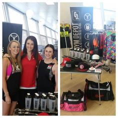 #gymdepot Wodonga Jetts fitness pop-up shop