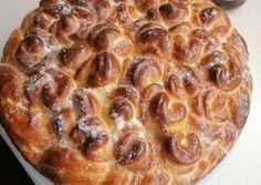 Vaníliás rózsakalács | Kis-Nagy Mercédesz receptje - Cookpad receptek Pepperoni, Pizza, Food, Essen, Meals, Yemek, Eten